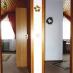 DG Türen zum Schlafzimmer 1 und 2