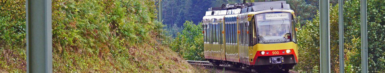 Zug nach Freudenstadt