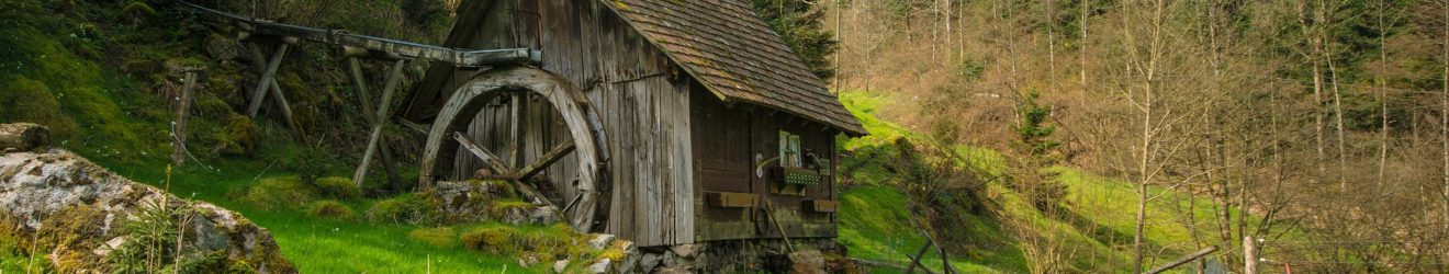 Schwarzwald Mühle