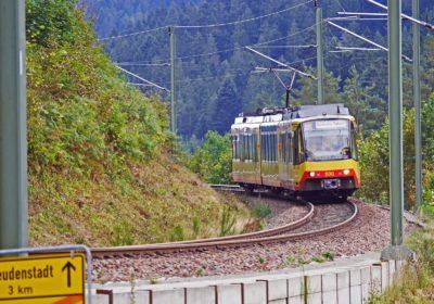 Zug nach Freudenstadt, Gratis mit der KONUS-Karte