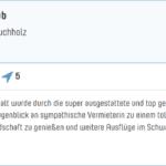 Bewertung DG bei Traumferienwohnung.de